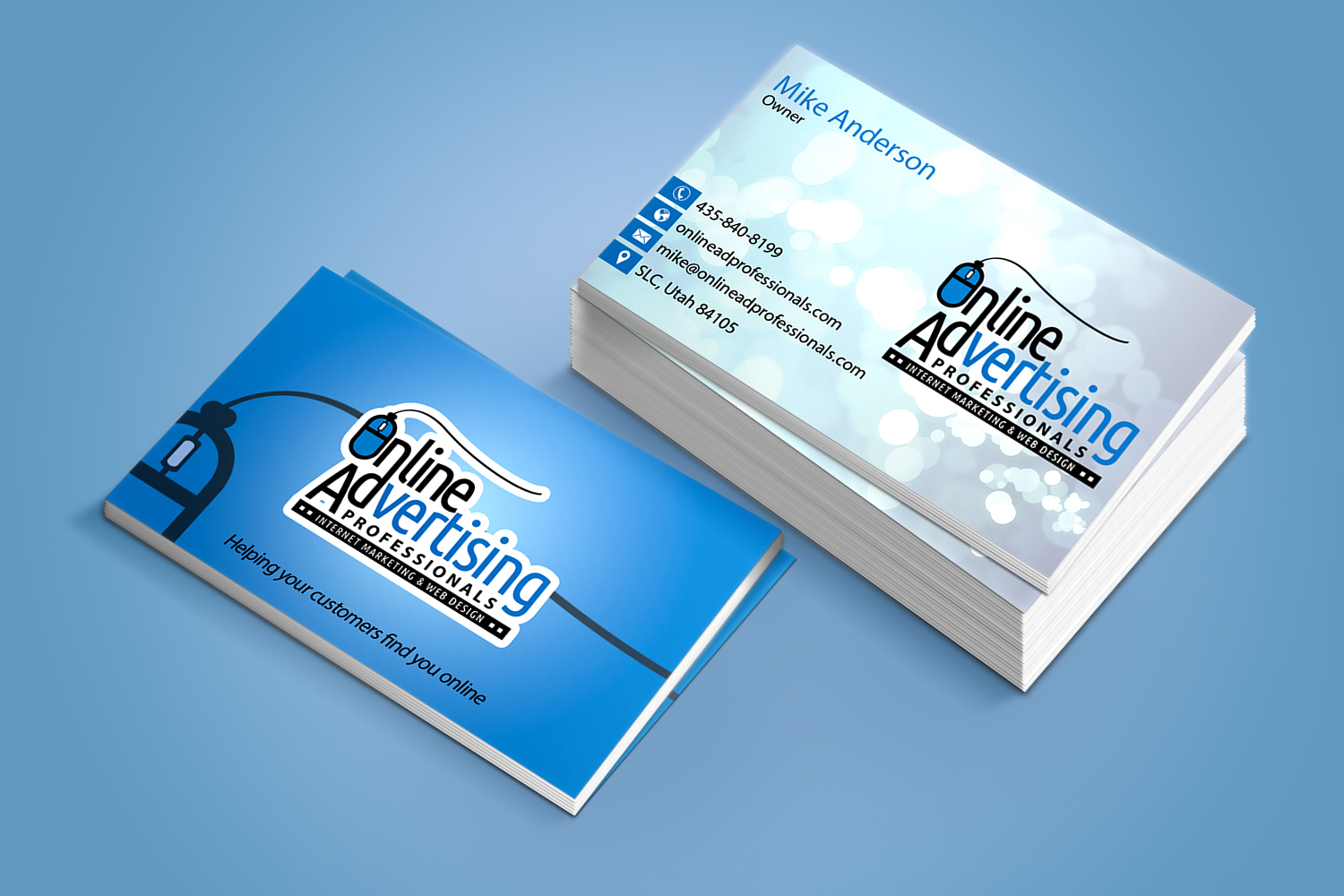 24 Hour Design | Logo, Business Card, Web Designing