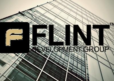 flint development graphic design