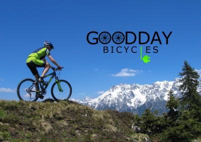 goodday logo design