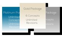 Graphic, Logo Design & Web Design Packages